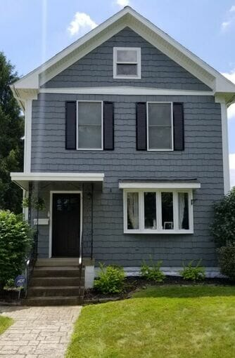 Residential exterior painters near Akron, OH
